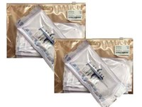 20 Count Bag of Individually Wrapped MINI ISO Microchips