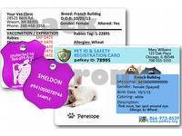 ID TAG & CARD COMBO